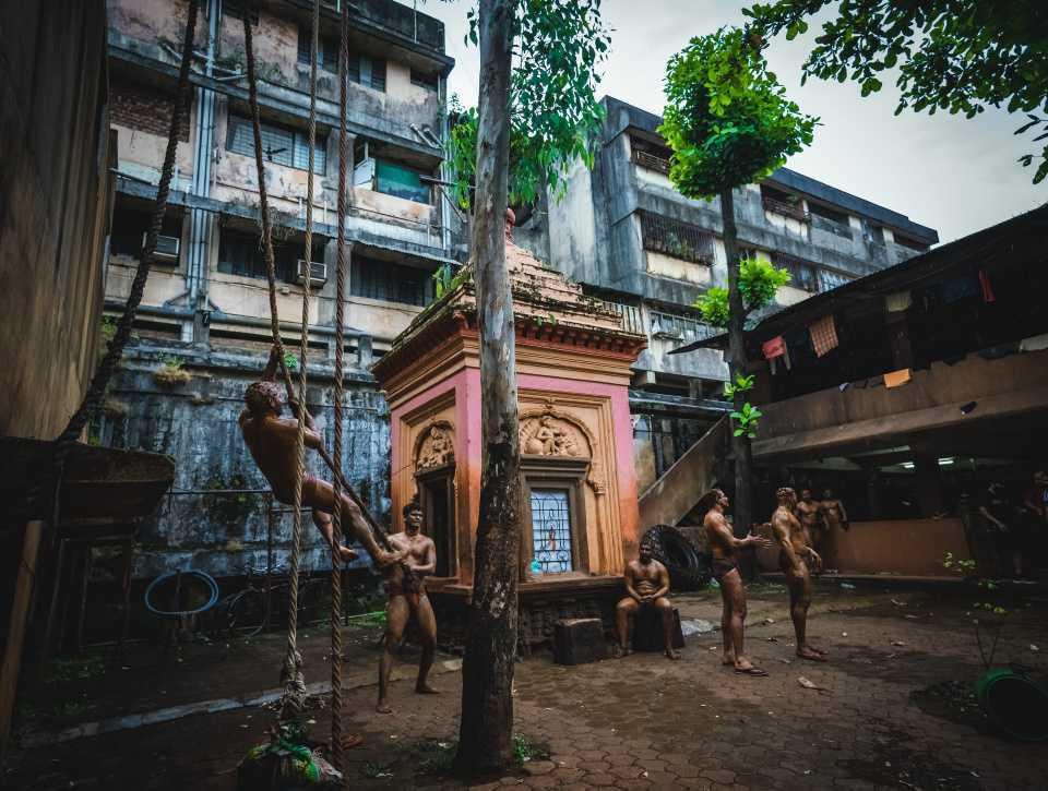 [Focus] - Lutteurs en Inde: plus qu'un sport, un mode de vie