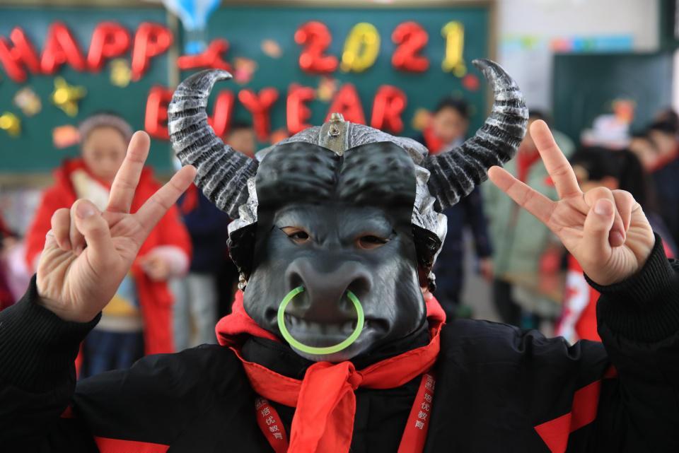 [Focus] - Nouvel an chinois: l'année du bœuf commencera le 12 février2021