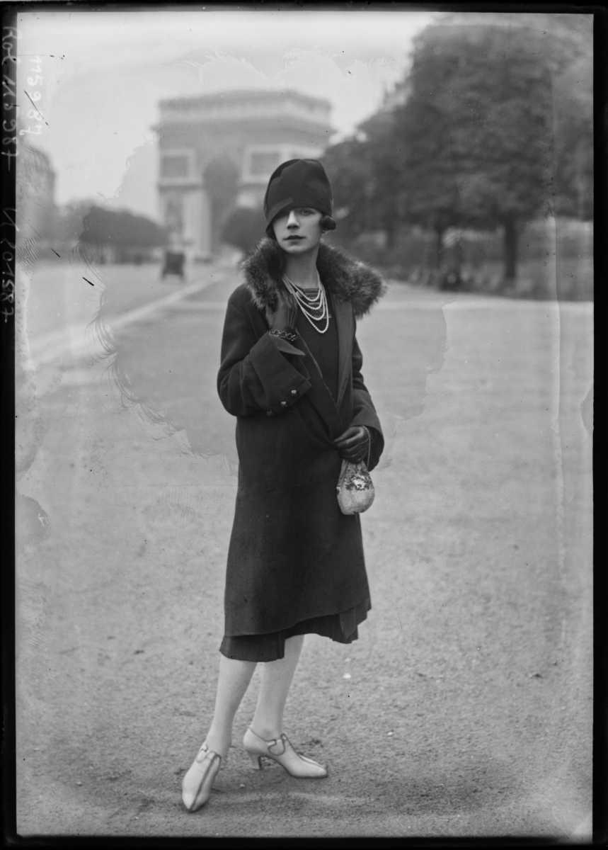 [RETROphotos] - A l'heure de la Fashion Week de Paris, coup d'œil sur la mode rétro !