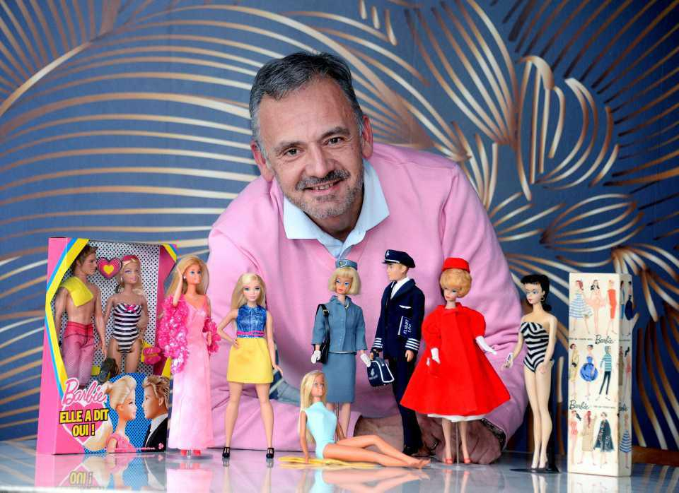 [Focus] - Rencontre avec le plus grand collectionneur de Barbie de France