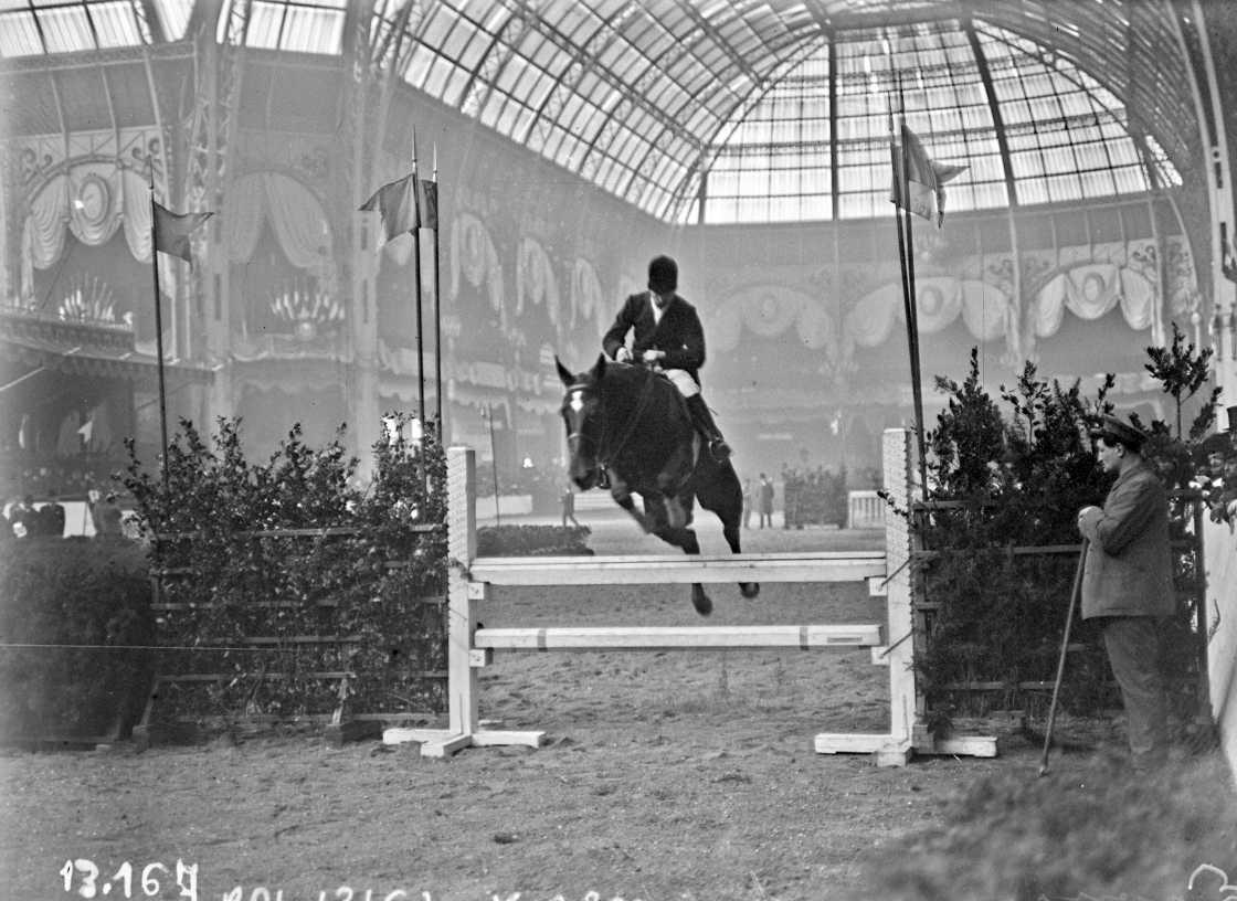 [RETROphotos] - Grand Palais : après 120 ans d'expositions et de salons, ferme ses portes jusqu'en 2024