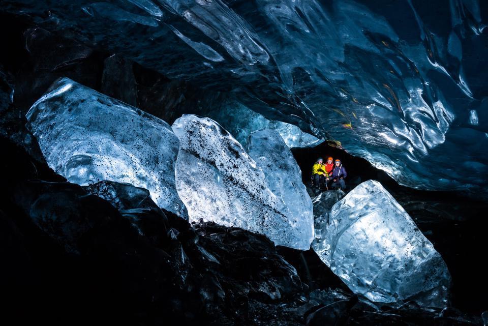 [Focus] David Crane, photographe et explorateur des glaciers d'Alaska
