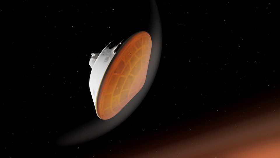 [Focus] - Le Rover Perseverance de la Nasa se posera sur Mars le 18 février !