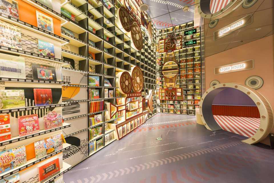 [Focus] - En Chine, ces incroyables librairies font fureur !
