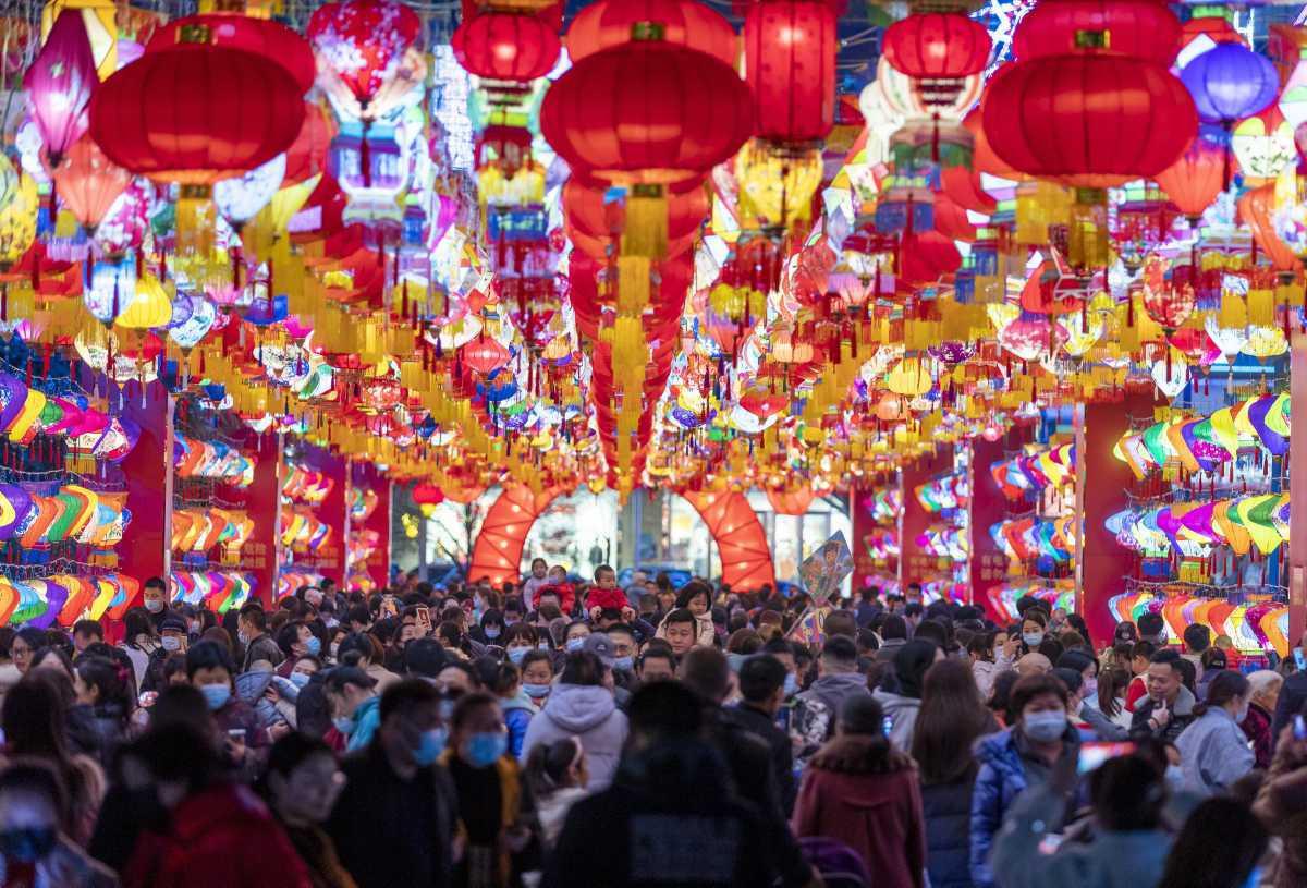 [Focus] Le Nouvel An chinois, année du buffle ou bœuf de métal