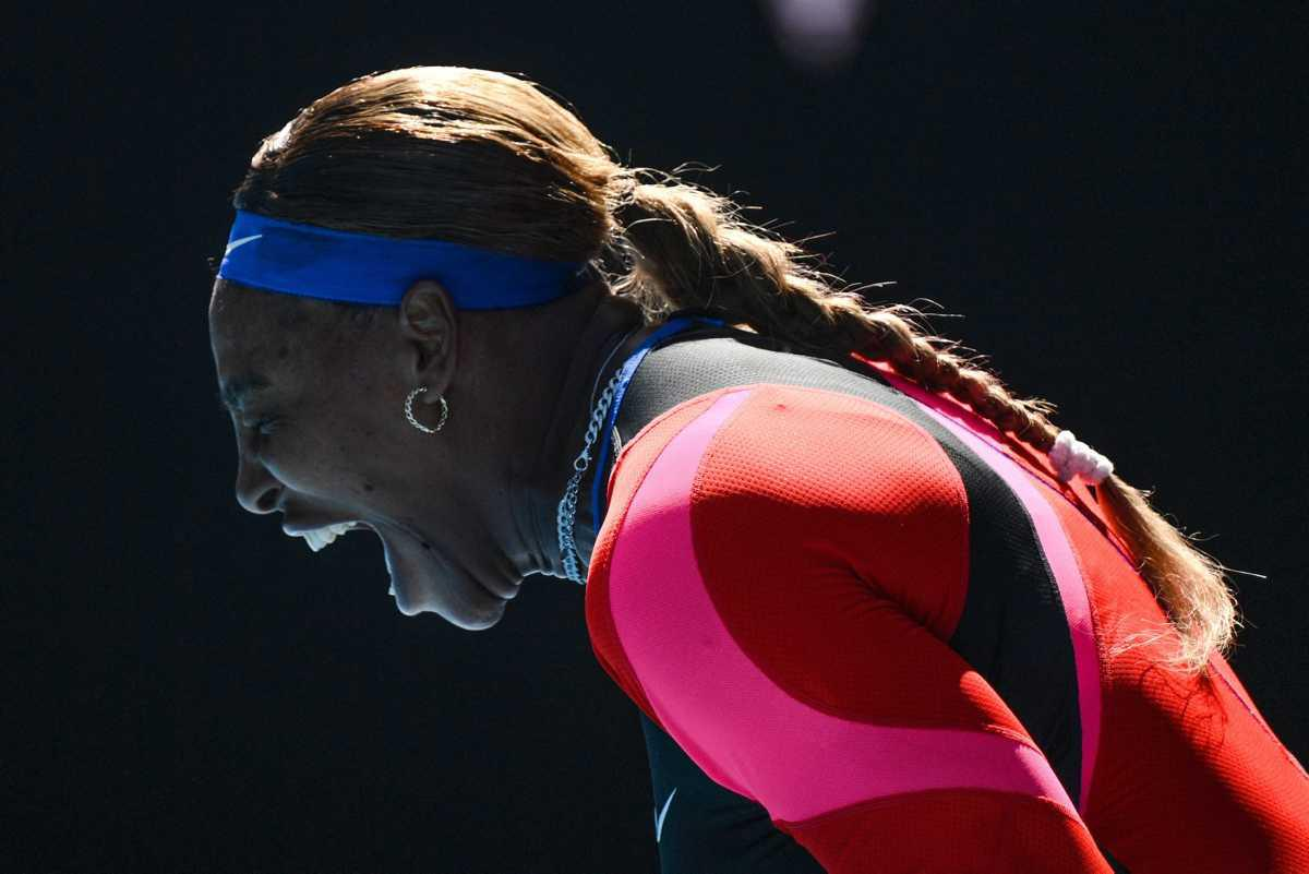[Focus] - Open d'Australie 2021 : Tsitsipas, Nadal, Serena Williams, le best of photos de ces derniers jours