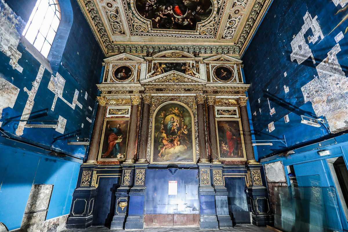 [Focus] - Avignon : restauration de la Chapelle des Ortolans pour une ouverture prochaine au public
