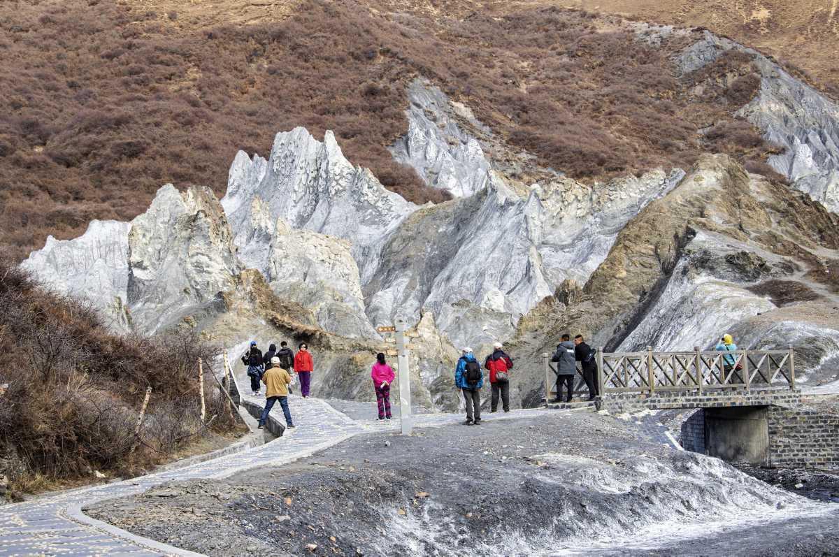 [ Focus ] - Le Parc Moshi en Chine, un lieu insolite spectaculaire !