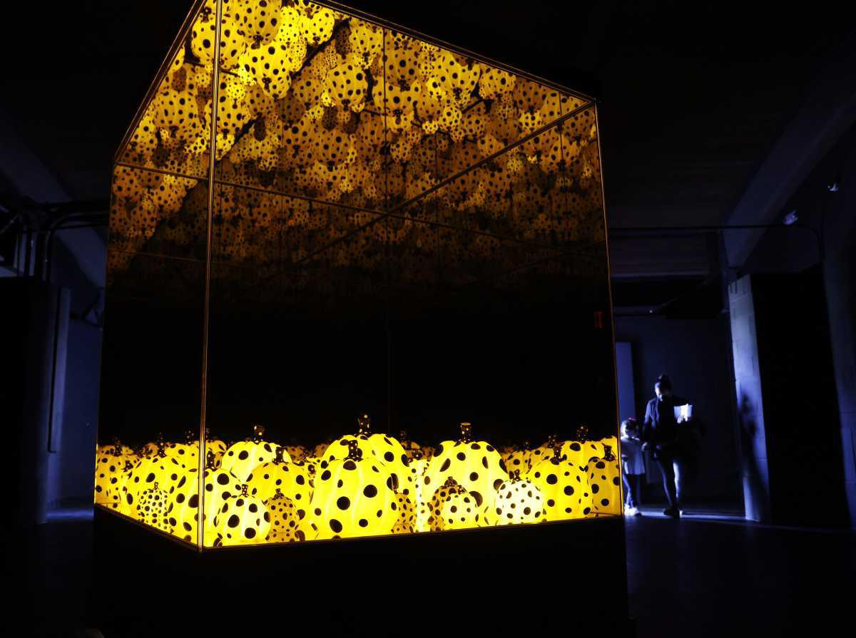 [ Focus ] - Kusama : Cosmic Nature au jardin botanique de New York