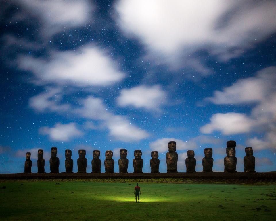 [Focus] - Envie de voyager ? Bienvenue à l'île de Pâques !