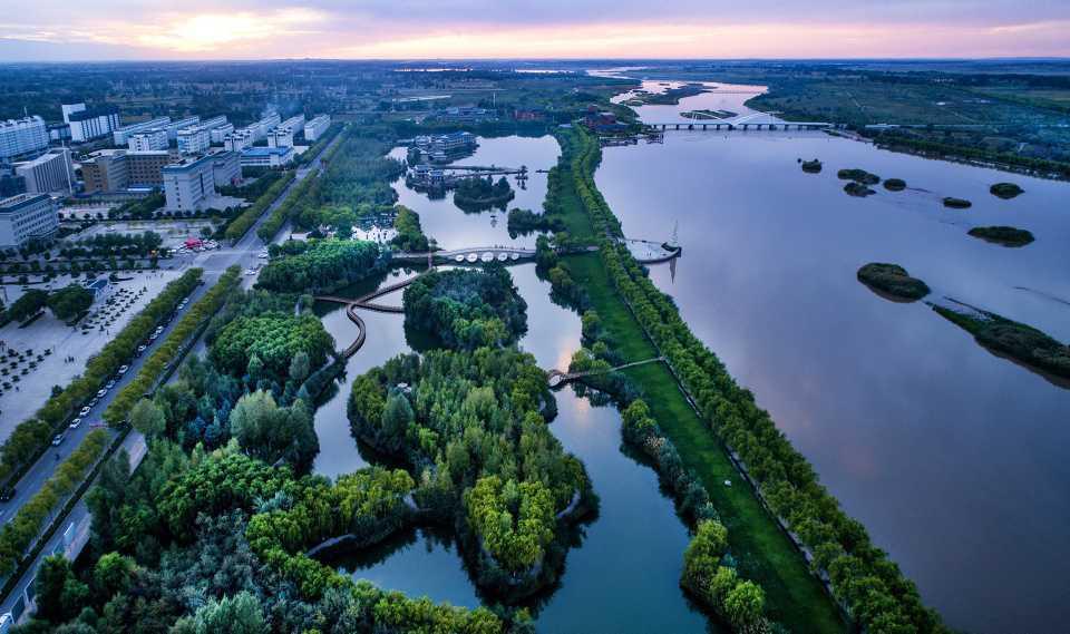 [Focus] - Environnement : reforestation en Chine, bienvenue à Zhangye ville verte !
