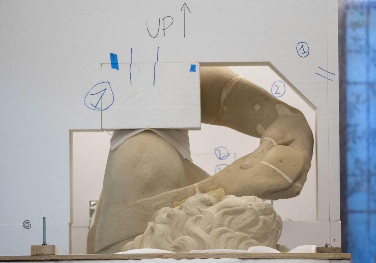 [Focus] - Expo de Dubaï : l'Italie va envoyer une réplique de la statue de David imprimée en 3D