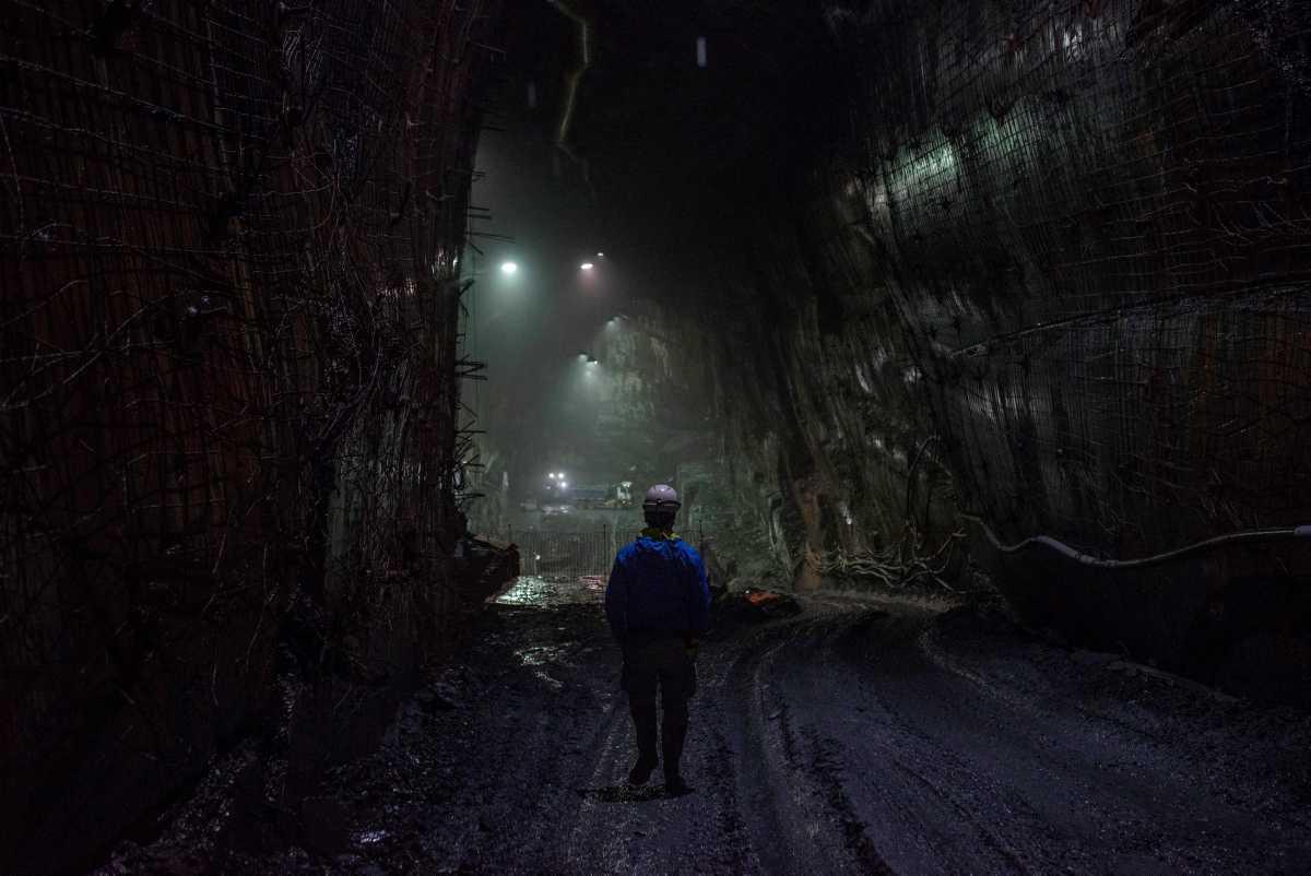 [Focus] - Espagne : au cœur de la plus grande mine d'ardoise naturelle du monde