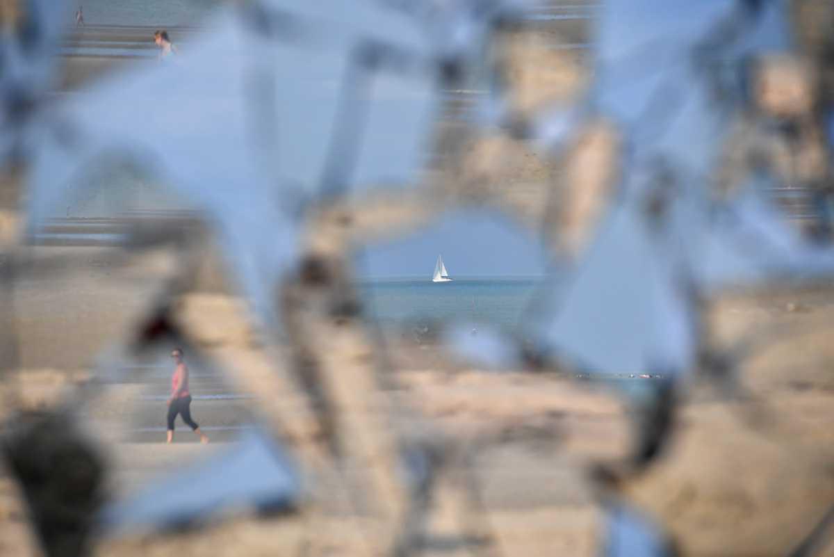 [Focus] - Les derniers scintillements du blockhaus miroirs de Leffrinckoucke