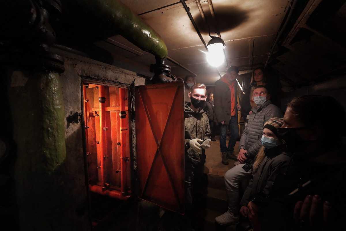[Focus] - Moscou : Le bunker souterrain 703 transformé en musée