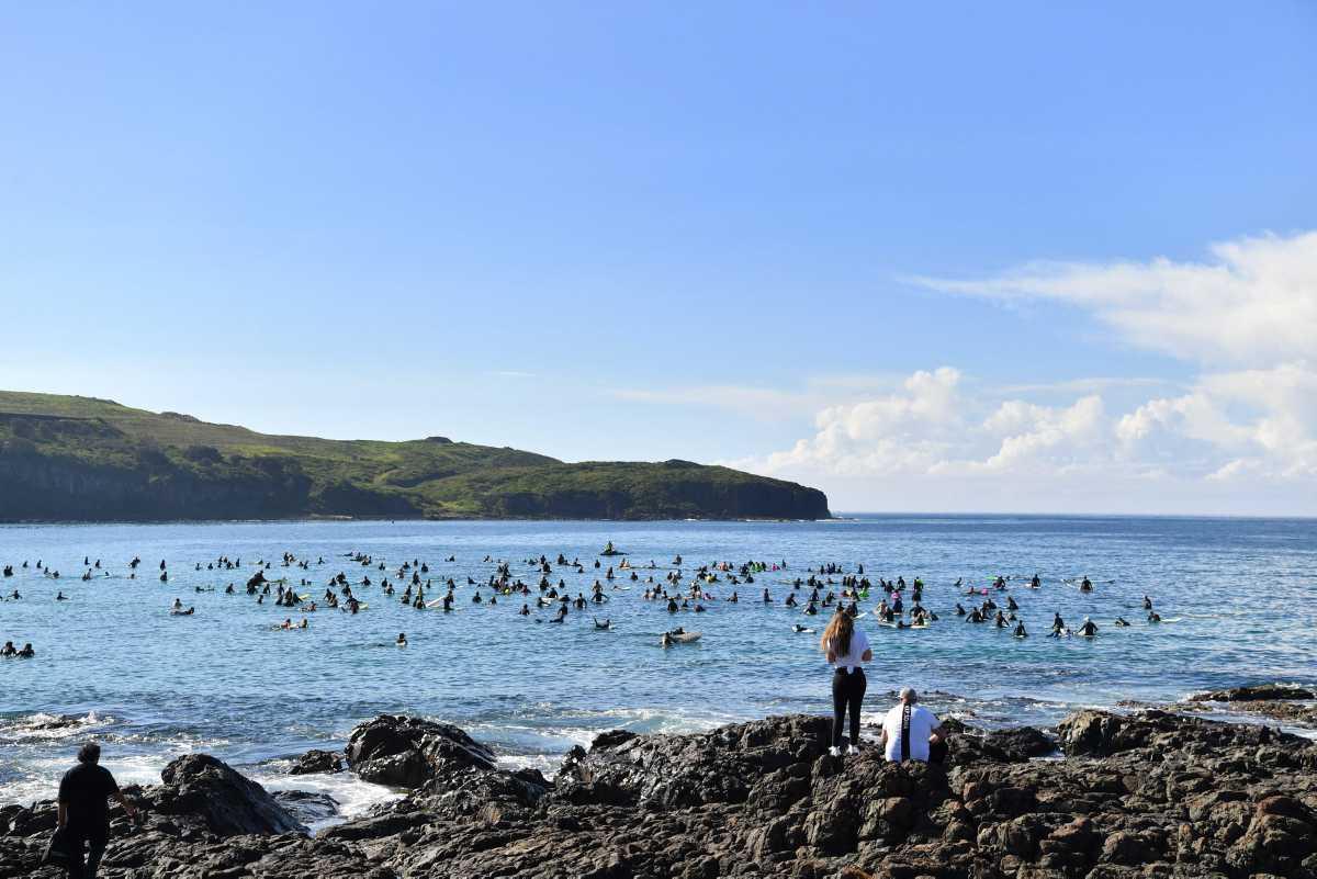 [Focus] - Australie : Tentative de record du monde de paddle en Nouvelle-Galles du Sud