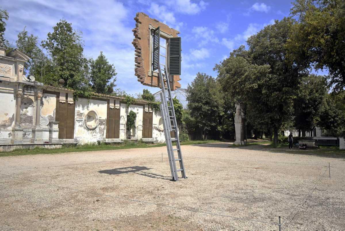 [ Focus ] - Exposition «Back to Nature 2021» à la Villa Borghese à Rome !