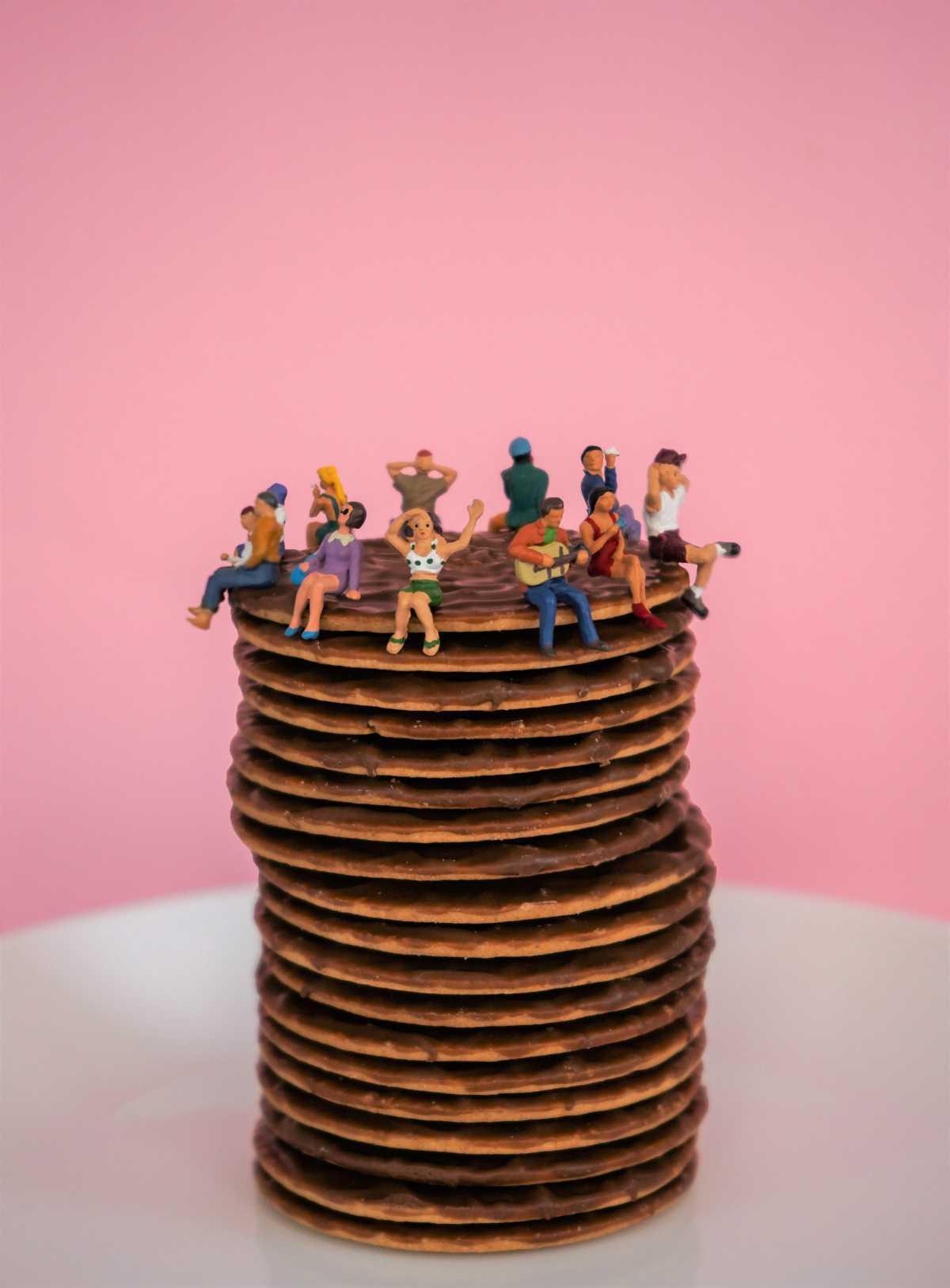 [Focus] - Monde miniature : découvrez les images surprenantes d'Anna Murphy !
