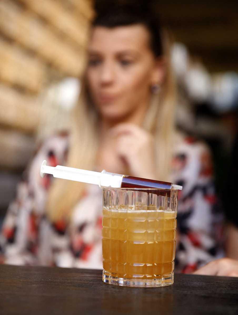 [Focus] - Insolite : vous reprendrez bien un verre de Pfizer ?