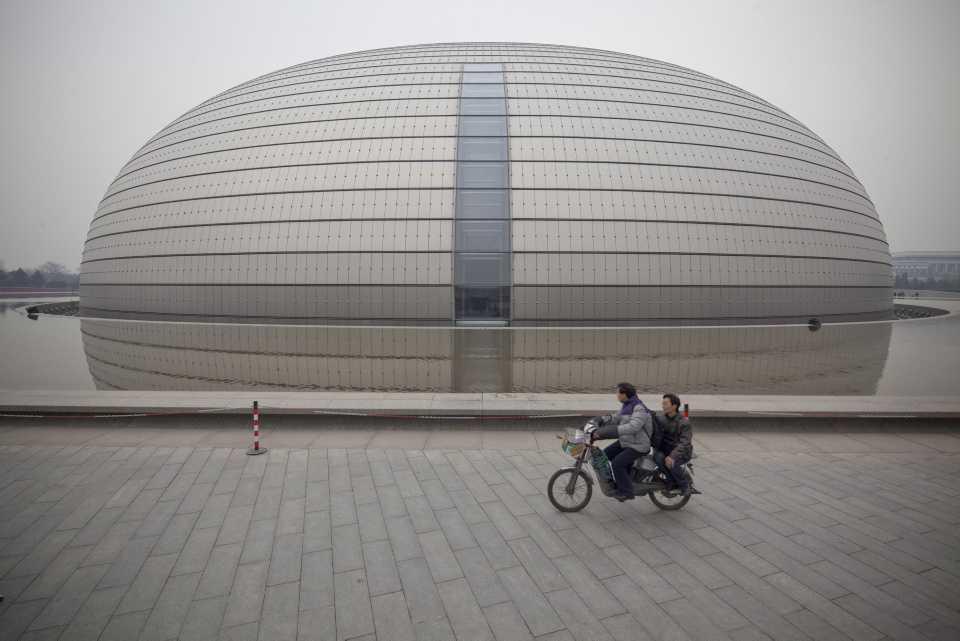 [Focus] - Chine - les architectes français ont la cote !