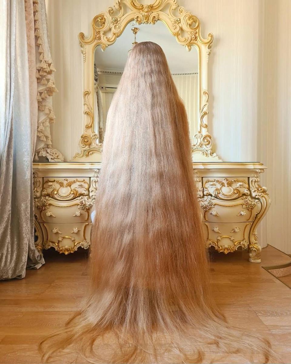[ Focus ] - On a retrouvé Raiponce et sa chevelure de princesse...