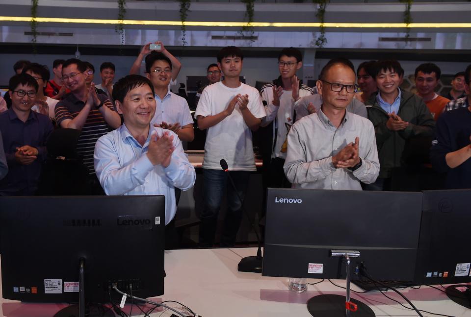 [Focus] - Nouveau record pour le soleil artificiel chinois !