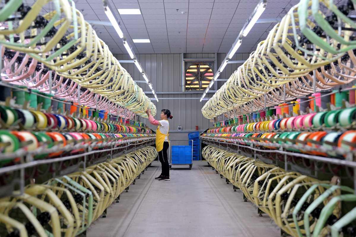 [Focus] - La soie chinoise, le fil d'une industrie riche mais fragile