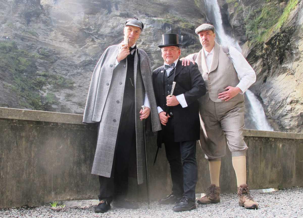 [Focus] - Le mythique Sherlock Holmes