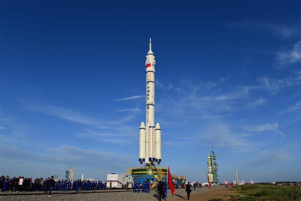 [Focus] - La Chine envoie 3 taïkonautes dans l'espace !