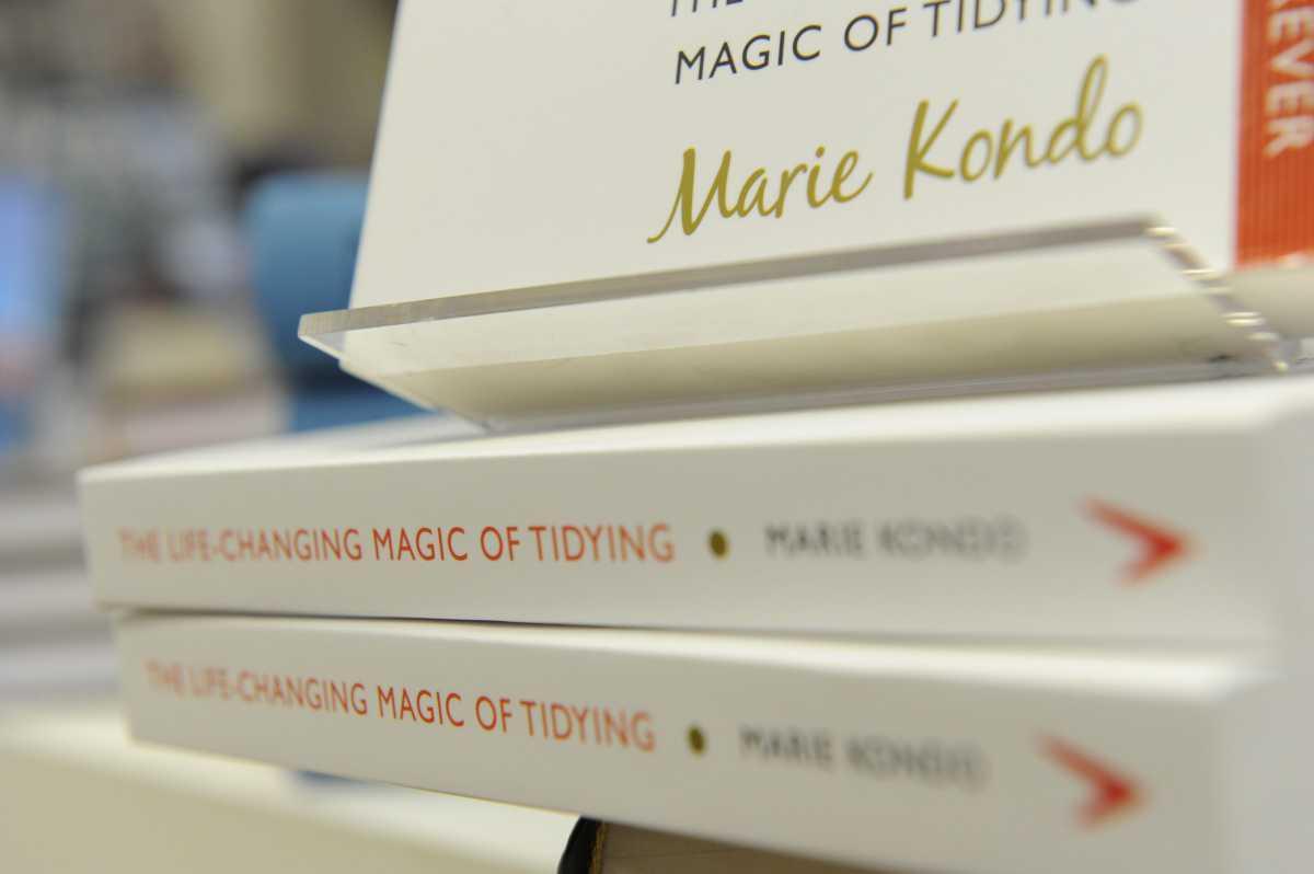 [Focus] - Marie Kondo, la papesse du rangement