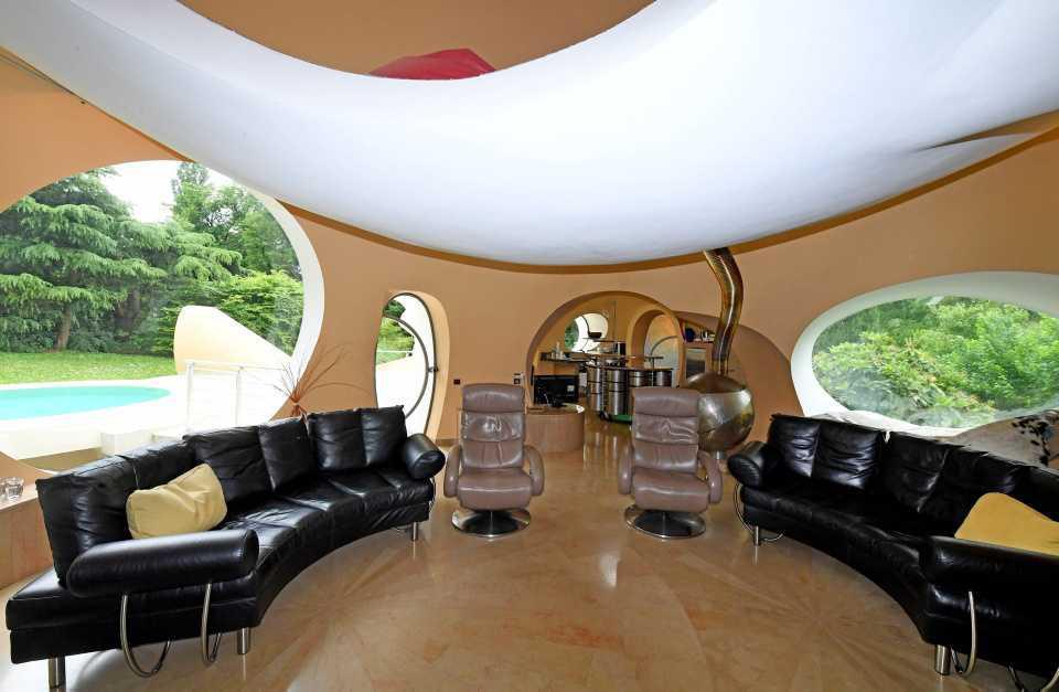[Focus] - INSOLITE - A vendre : la maison bulle d'Antti Lovag !