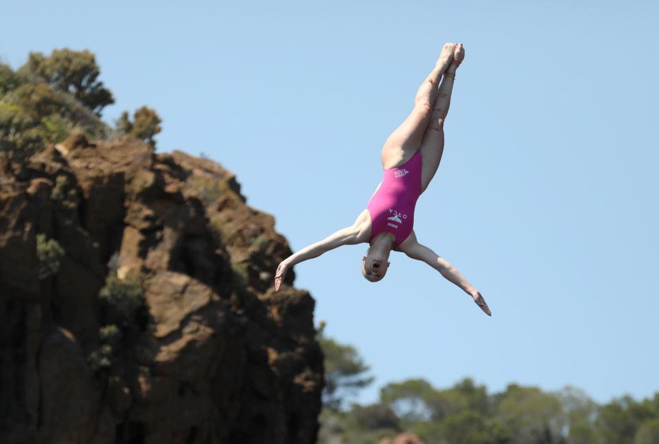 [Focus] - Les photos chelou du championnat de France de plongeon !