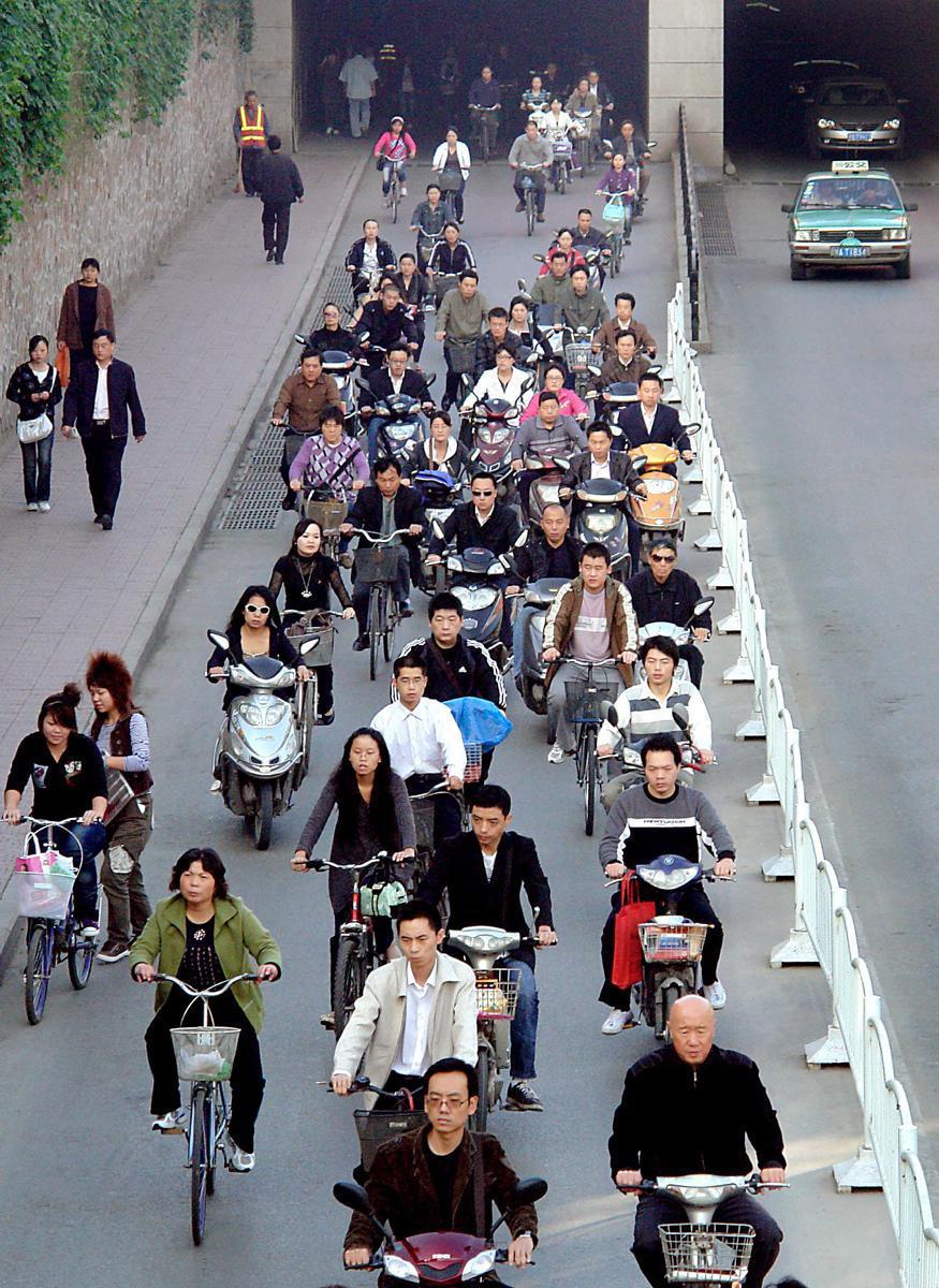 [Focus] Une marée de vélos en libre service inonde la Chine
