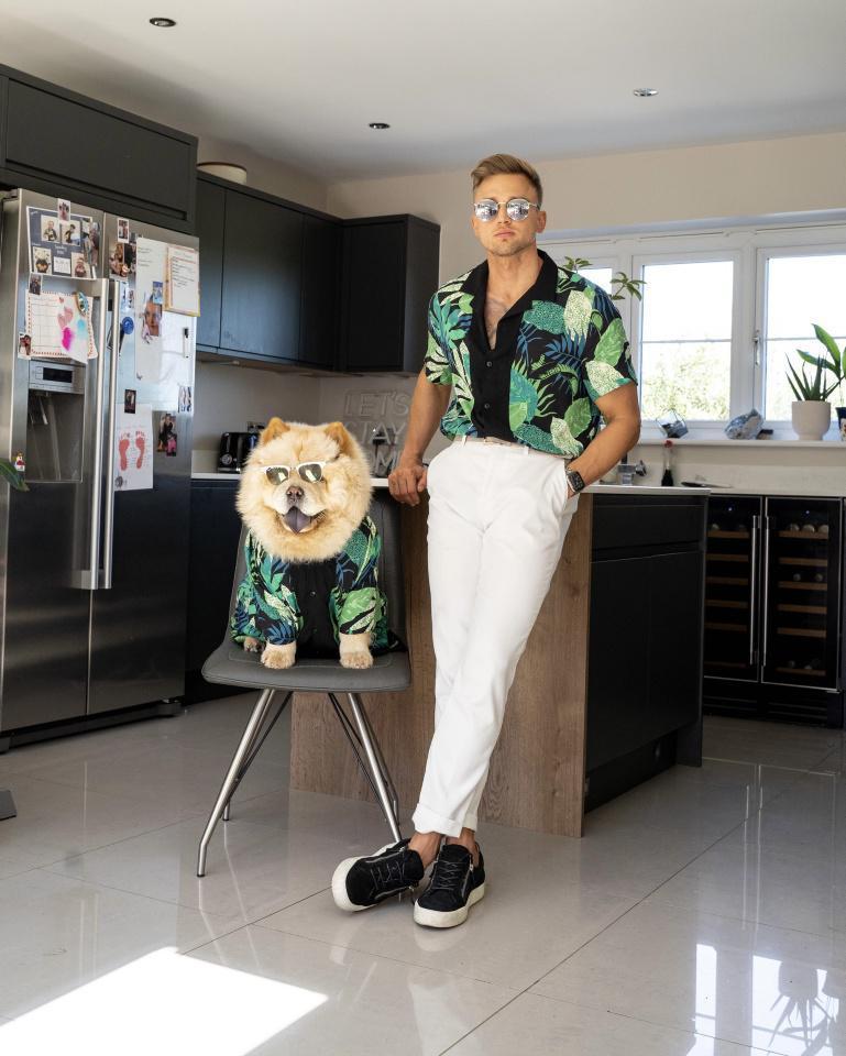 [Focus] - INSOLITE Mon chien et moi, on s'habille pareil ! 😂👔
