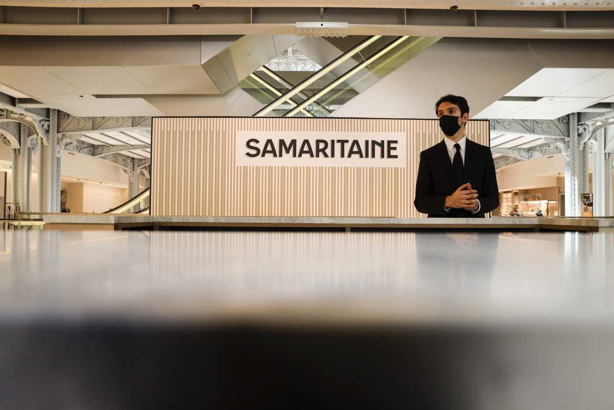 [ Focus ] - La Samaritaine, le grand magasin de Paris a réouvert !