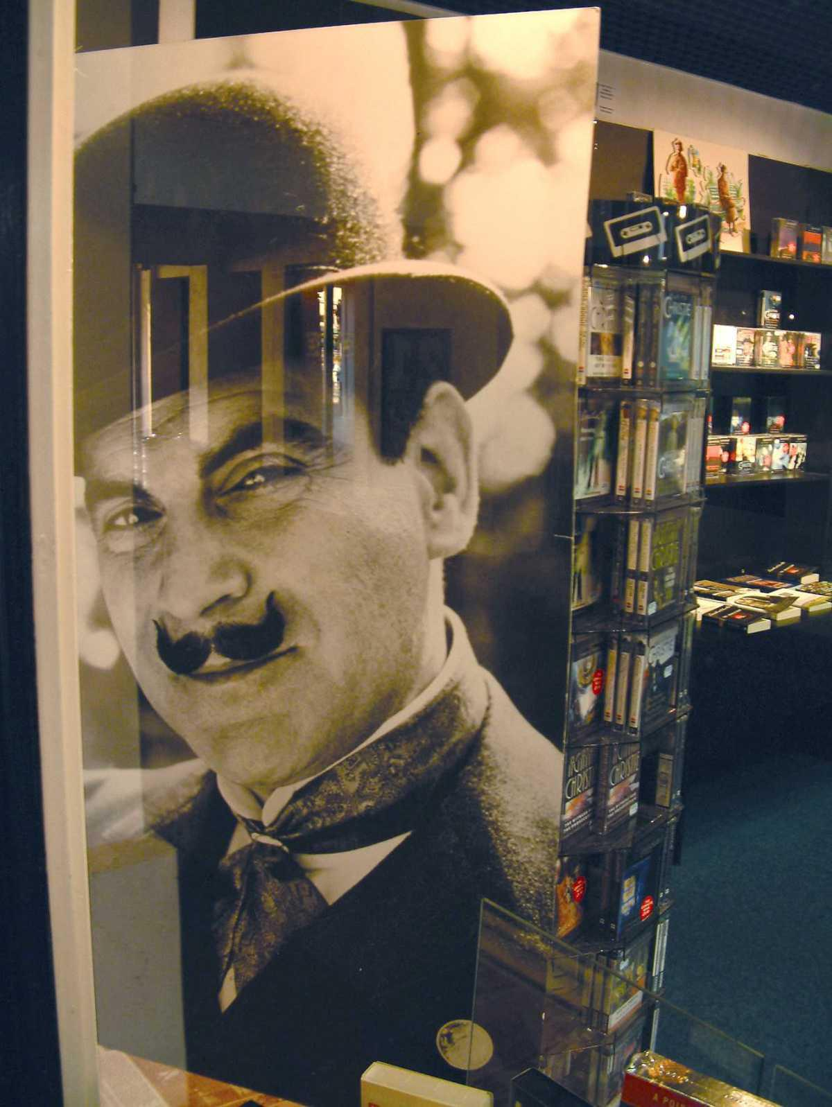 Agatha Christie, auteure de fiction la plus lue au monde