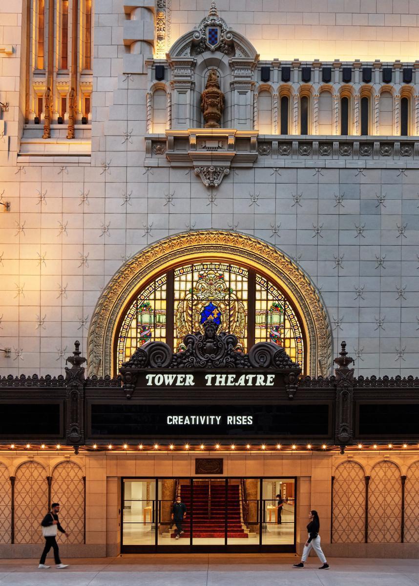 [ Focus ] - Apple s'offre le mythique Tower Theatre à Los Angeles !
