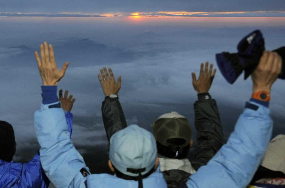 [ Focus ] - Japon, Mont Fuji : ouverture de la saison d'ascension le 1er juillet 2021 !