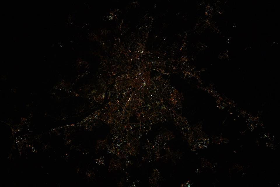 [Focus] - MAGNIFIQUE La France vue du ciel par Thomas Pesquet !