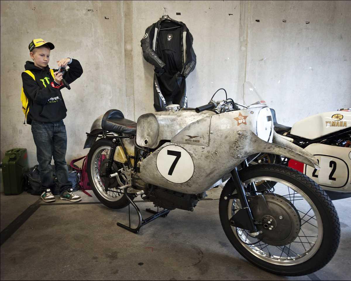 [Focus] - Le centenaire de Moto Guzzi : Tanti Auguri !