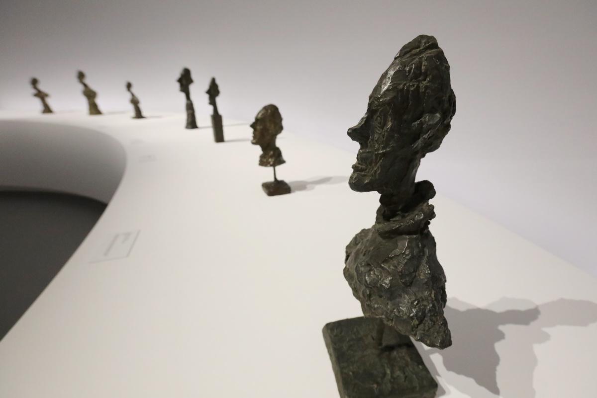[ Focus ] - Alberto Giacometti au Grimaldi Forum de Monaco jusqu'au 29 août 2021