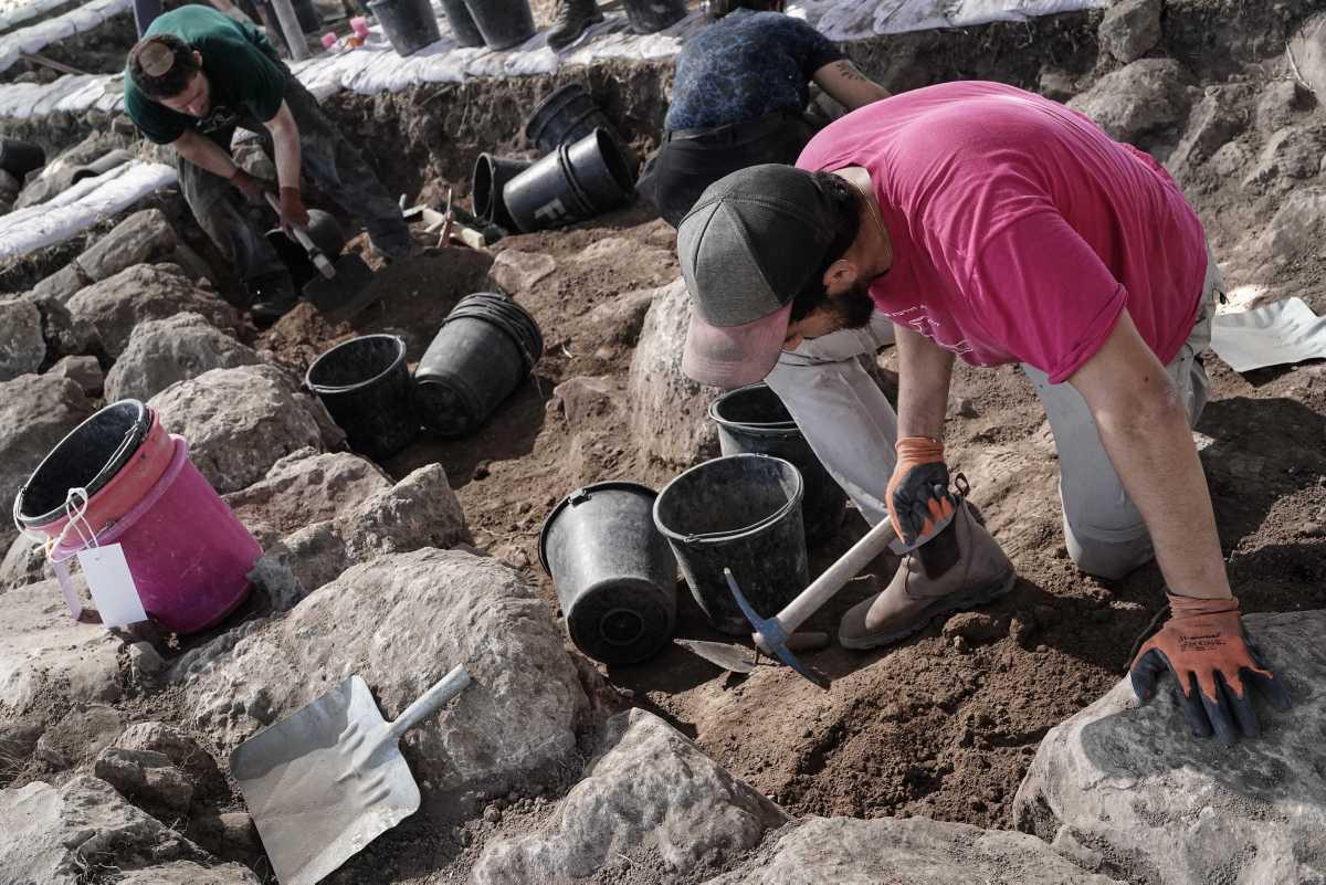[Focus] - Archéologie : Découverte en Israël d'une inscription datant d'environ 3 100 ans avant Jésus Christ