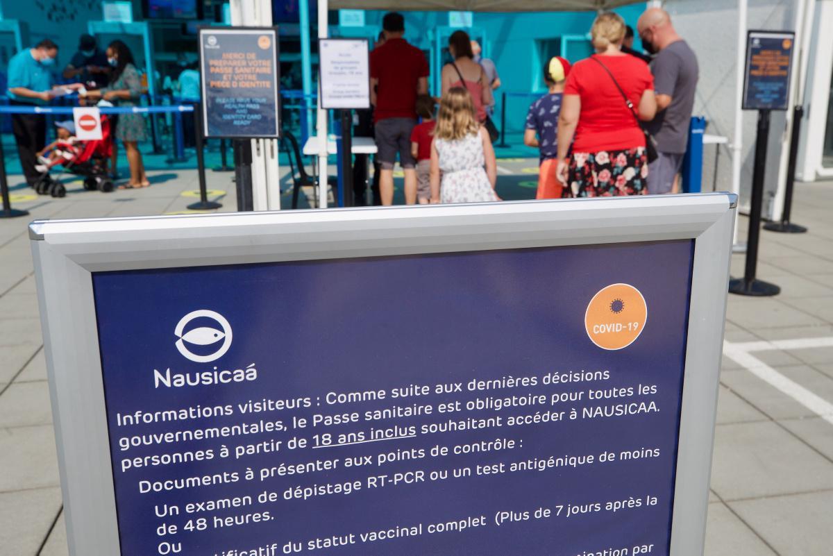 [ Focus ] - Pass sanitaire exigé depuis ce mercredi 21 juillet !