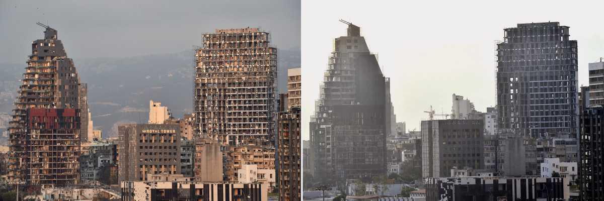 [Focus] - Beyrouth : un an après l'explosion