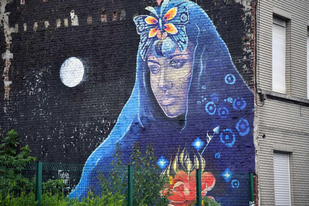 [ Focus ] - Street Art à Lille, une destination incontournable pour tous les amateurs du genre !