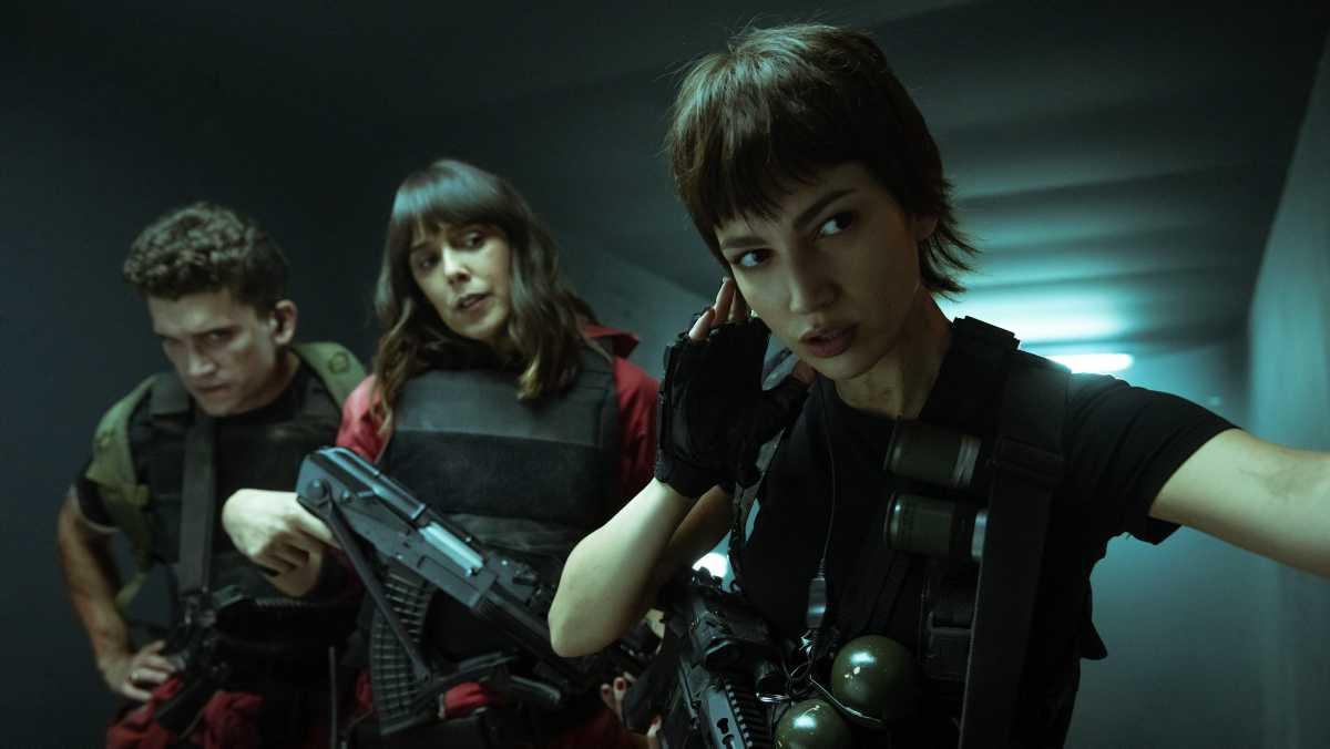 [ Focus ] - La Casa de Papel saison 5 : Ils sont de retour sur Netflix !