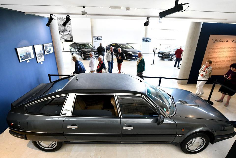 [ Focus ] - La Citroën CX Prestige de Jacques Chirac vendue 84 000 euros