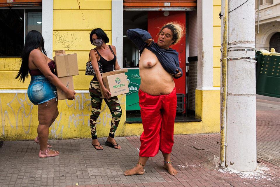 [Focus] - Âmes sensibles s'abstenir... L'enfer du crack à Sao Paulo en photos