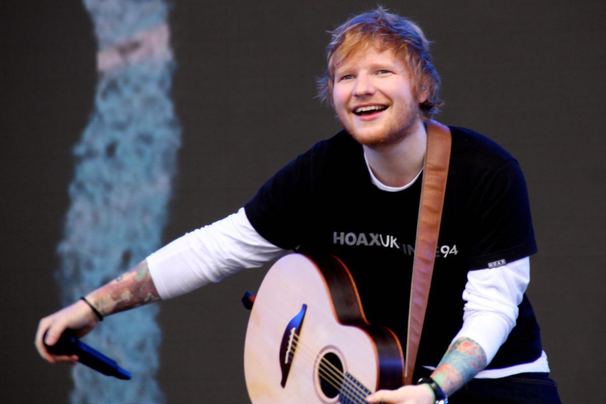 [ Focus ] - Ed Sheeran annonce une deuxième date au Stade de France en 2022 !