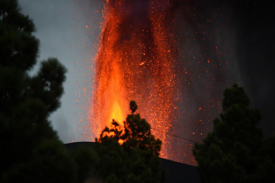 [Focus] - Éruption volcanique aux Canaries : le Cumbre Vieja en activité depuis plusieurs semaines